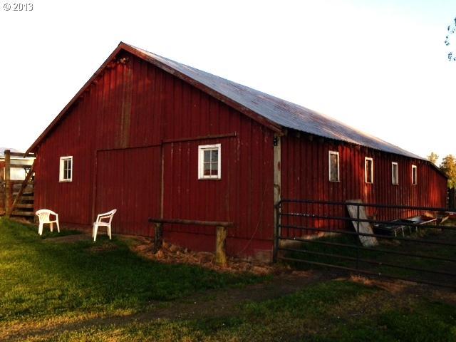 Canby Oregon Farm